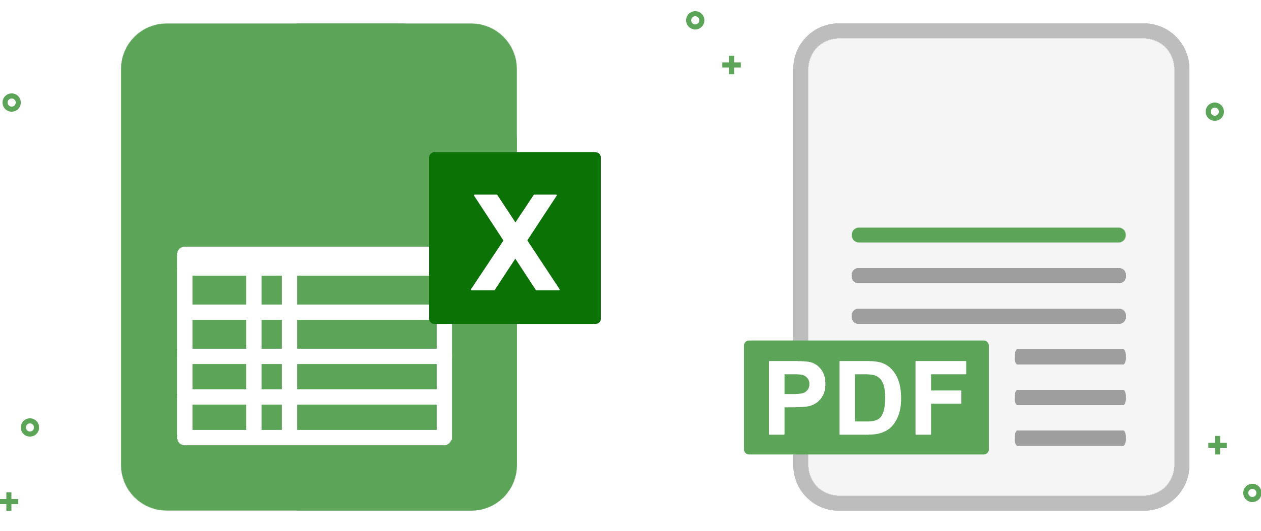 3 Reasons Why You Must Always Convert Excel Files to PDF