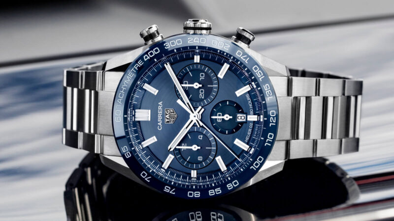 8 Reasons Why You Should Choose TAG Heuer Watches