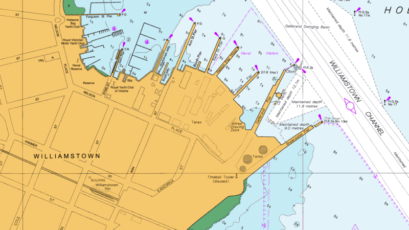 What Are Nautical Charts Used For?