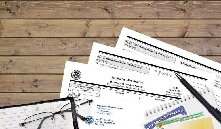 Everything You Need to Know About Petition For Alien Relative Form I-130