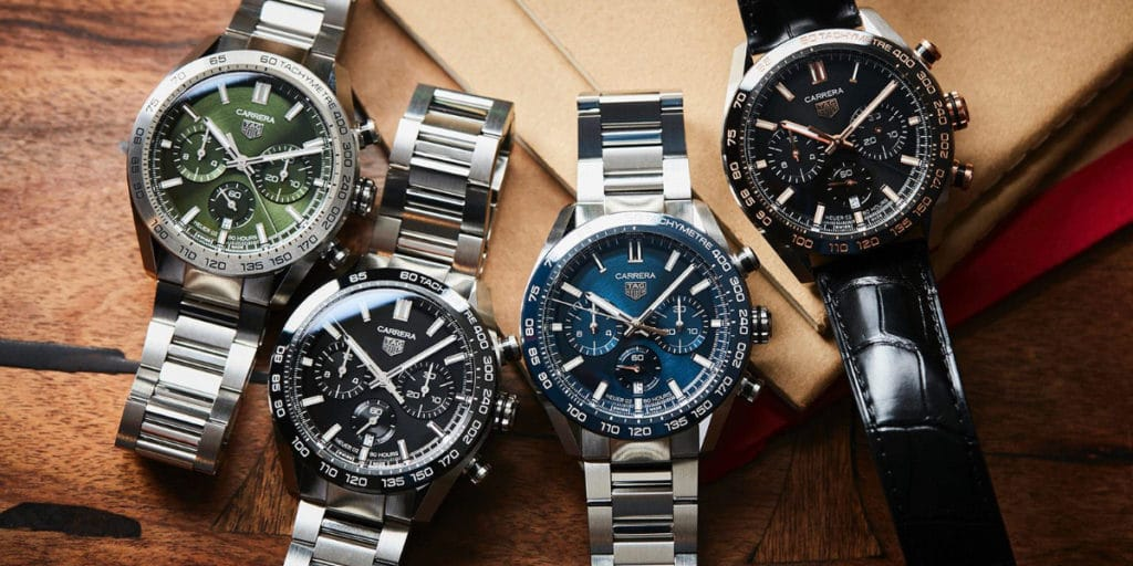 TOP 12 TAG Heuer Watches Worth Buying This 2021