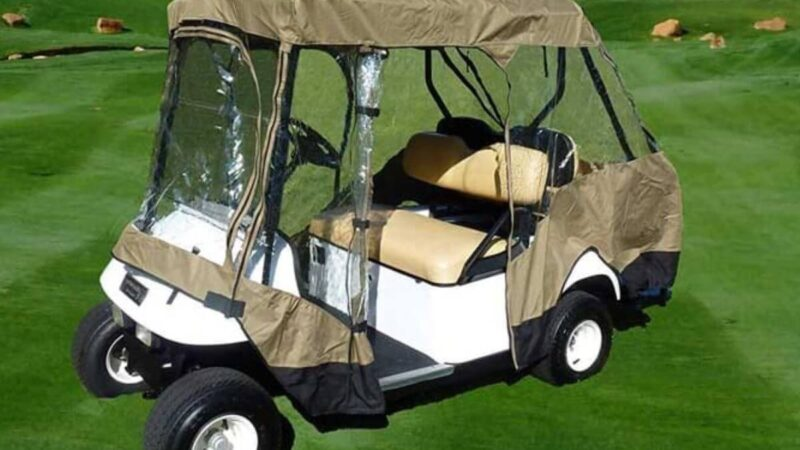 Explore Expert Tips to Choose the Right Golf Cart Covers