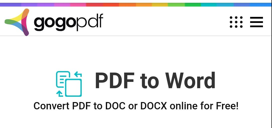 Online Tools You Can Find in GogoPDF