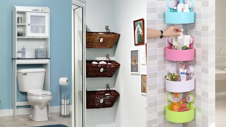 8 Over-The-Toilet Shelves for Your Minimalist Bathroom