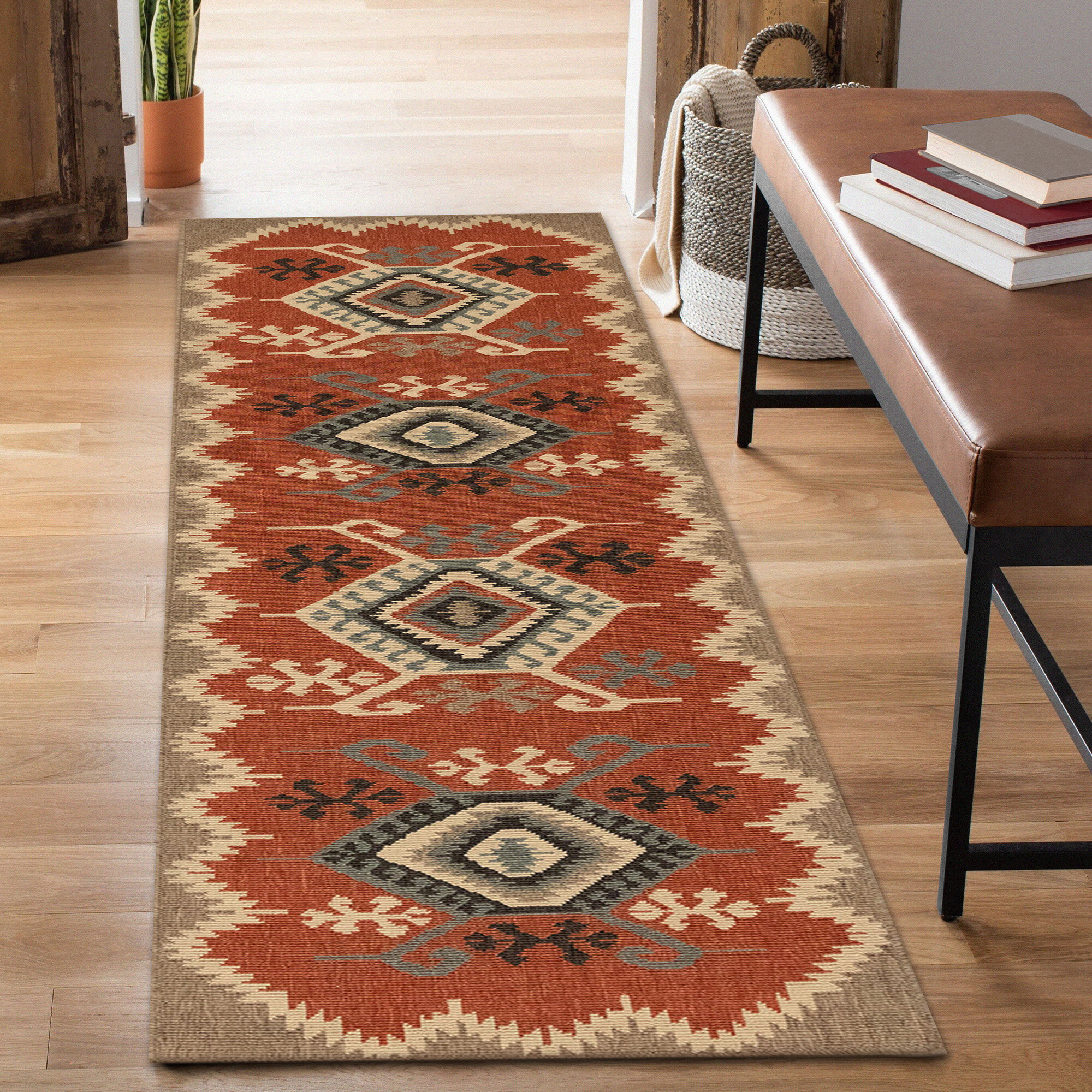 Here's how to buy the most attractive and durable carpet runners and rugs for your hallway