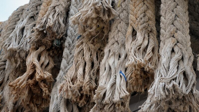 How can you choose natural hemp rope?