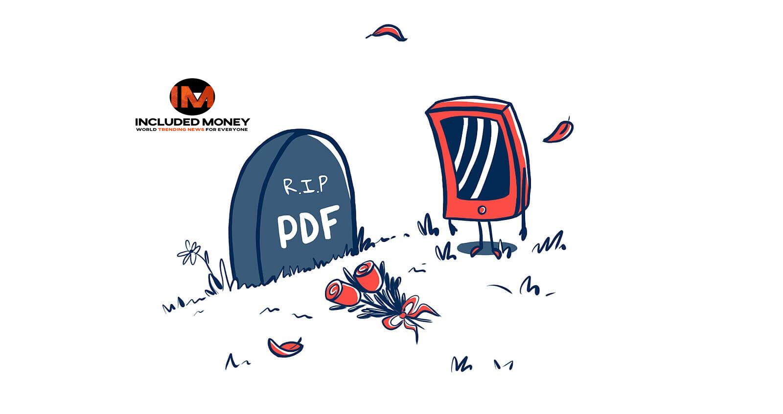 Use of PDFs for online companies