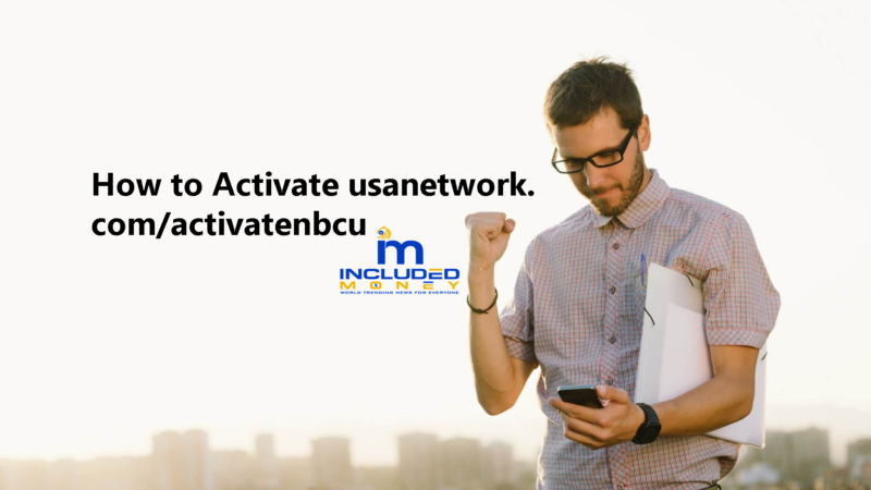 How to Activate usanetwork.com/activatenbcu